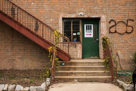 The 205 Collaborative Downtown Greensboro