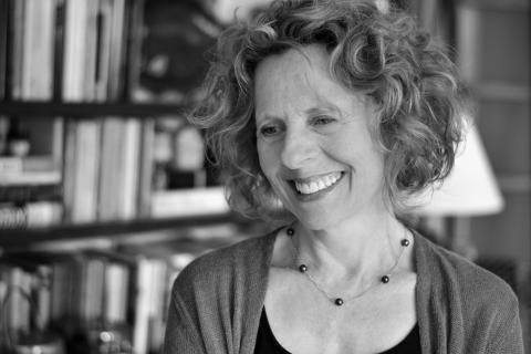 Novelist Abigail DeWitt