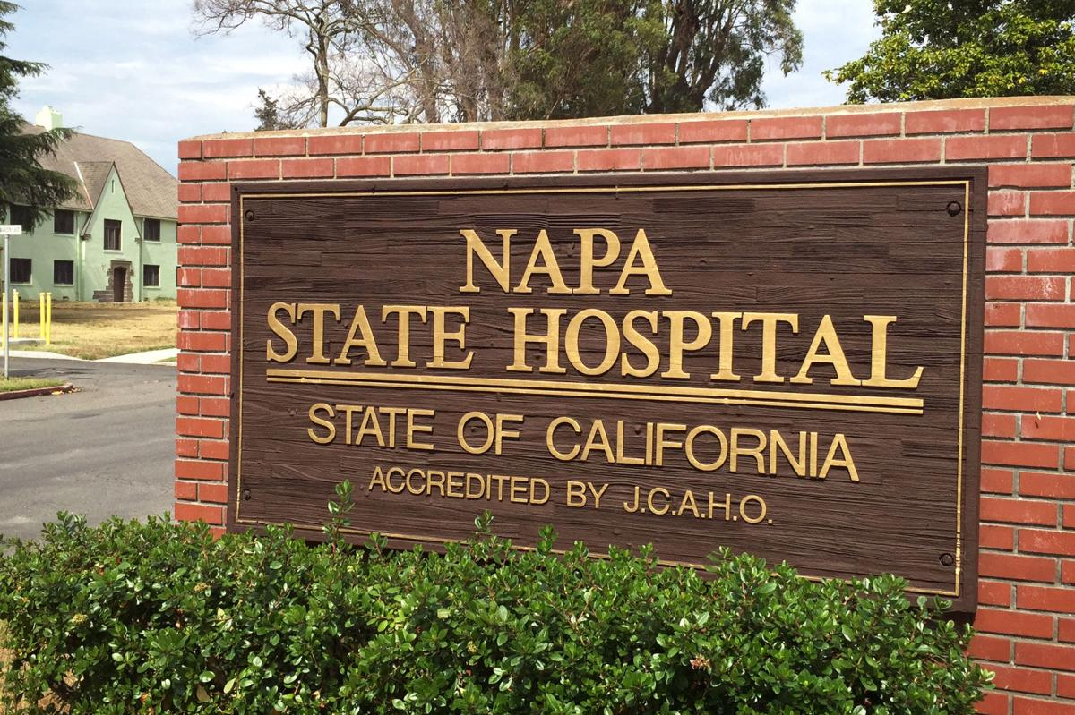 Until the 1990s, most of the patients at Napa State Hospital were civil commitments. Today most of the hospital's patients come through the criminal courts.