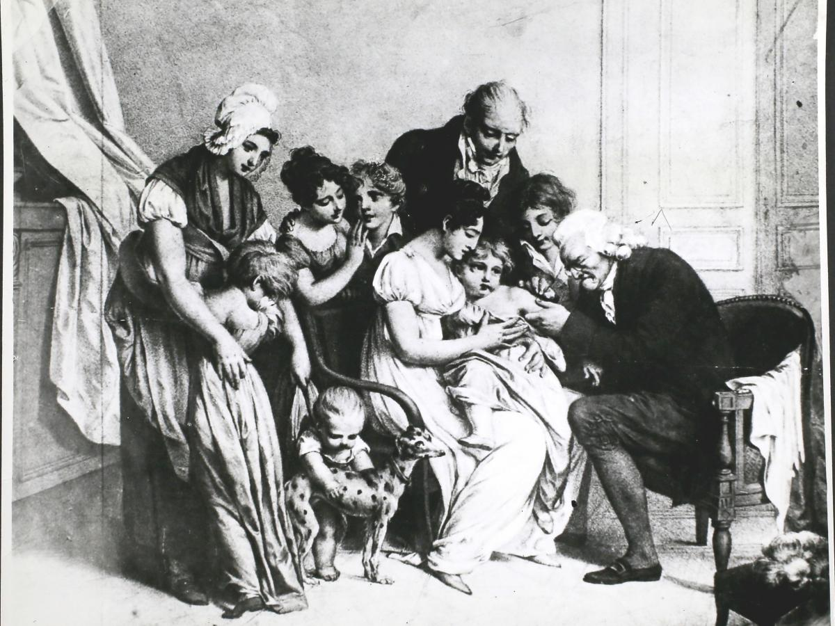 Within a few decades of Lady Mary's introduction of inoculation against smallpox using live virus, Edward Jenner developed a far safer technique known as vaccination.