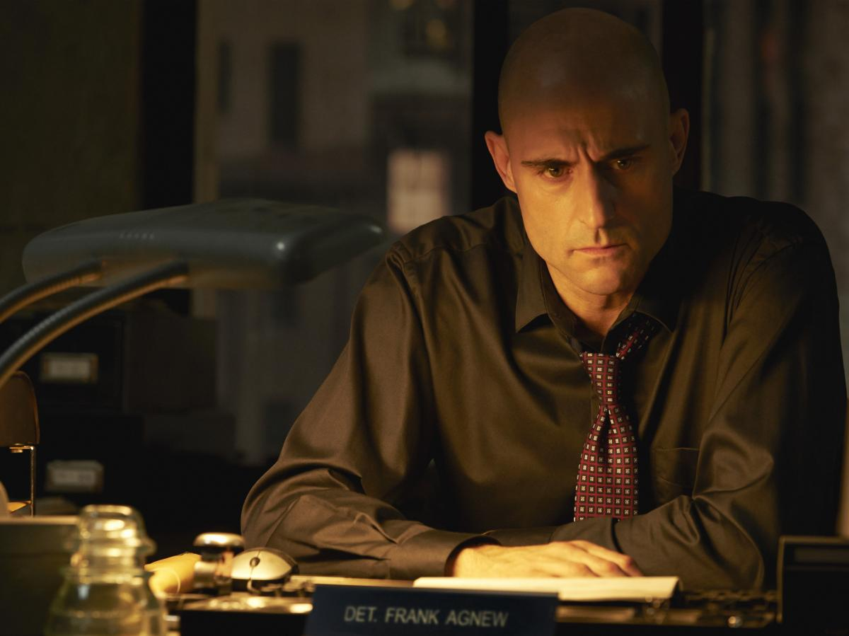 AMC's Low Winter Sun is based on an award-winning British miniseries of the same name, and which also starred Mark Strong.