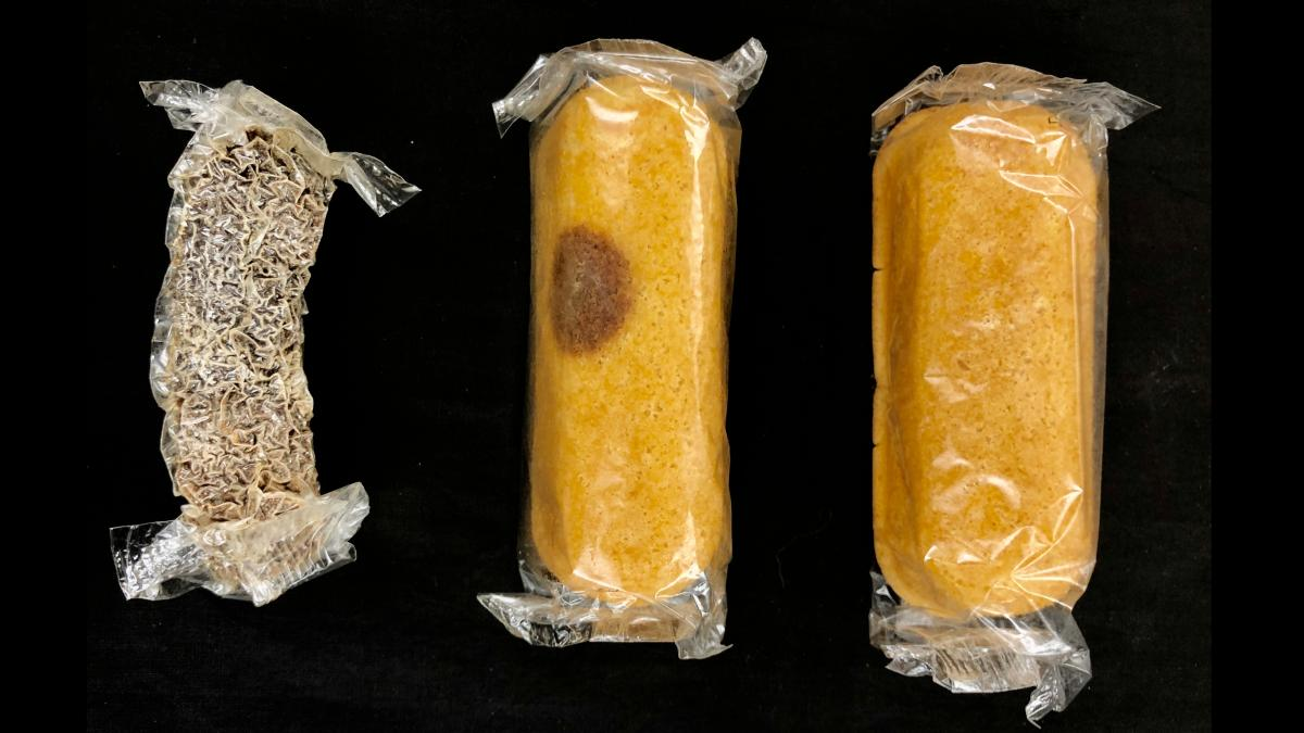 For eight years, a box of Twinkies sat in Colin Purrington's basement until last week when he finally opened them. Varying levels of mold had developed on the snack cakes, and he eventually sent them to two West Virginia University scientists to study the