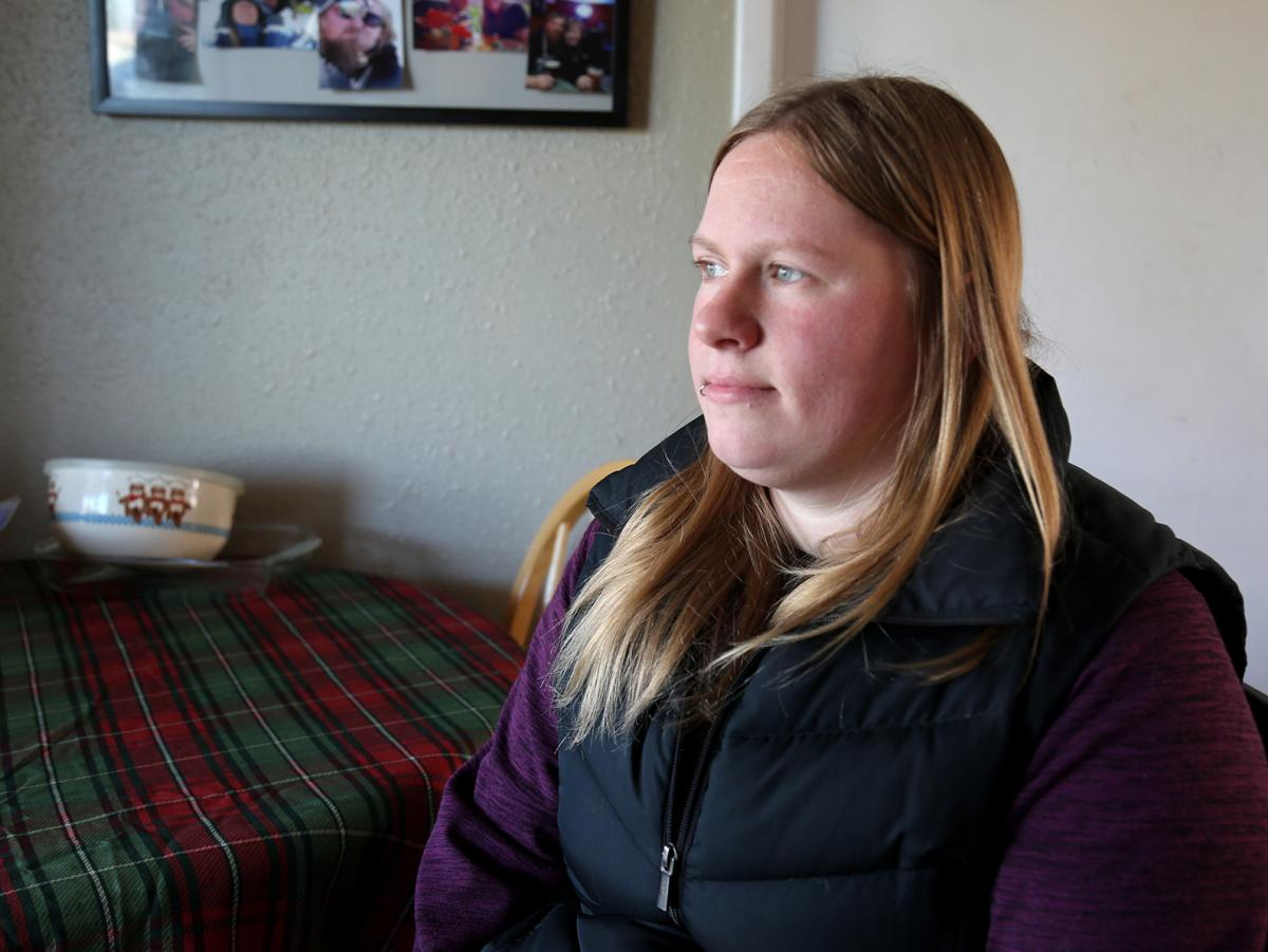 """In a second round of treatment after a miscarriage, Allison Wray, who lives in Vancouver, Wash., got mifepristone. She says it was """"a relieving experience."""""""
