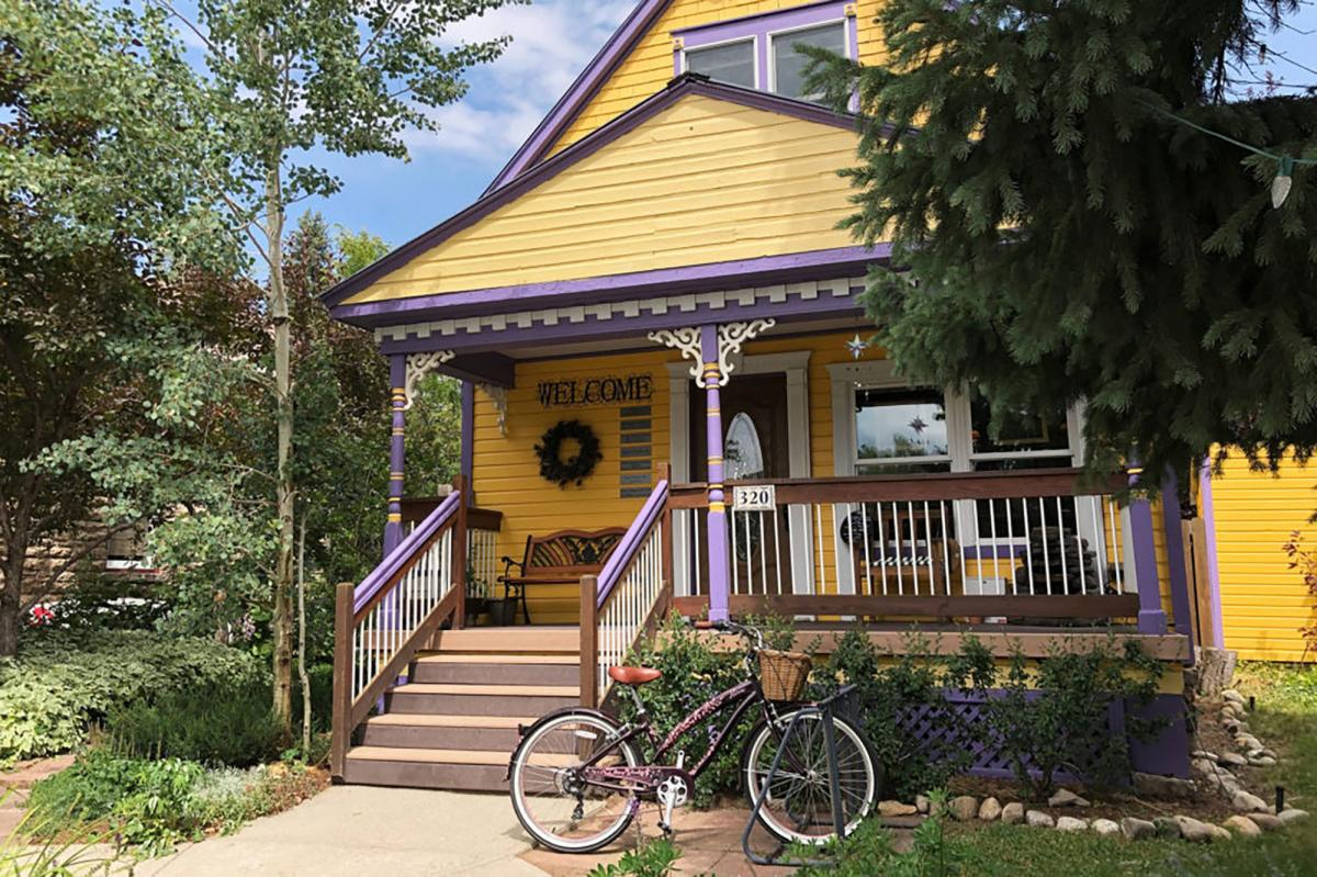 The Road to Recovery is an addiction treatment center in Steamboat Springs, Colo. It's headed up by Nancy Beste, who wants to help people living with addiction in this small mountain community.