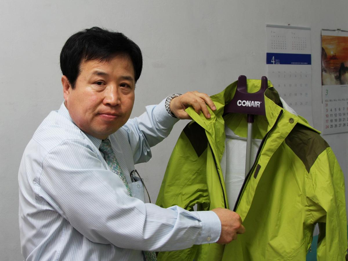 Businessman Tiger Park is among the South Koreans affected by Pyongyang's decision to seal off Kaesong. Workers were able to retrieve some of the clothing manufactured in his factory in North Korea and deliver it to him in Seoul.