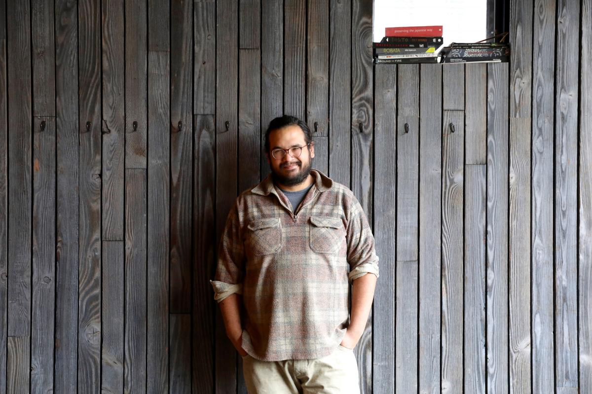 """Trying to navigate a confusing system of health insurance options to offer his employees takes time that Rhode Island chef and restaurateur James Mark says he doesn't have. """"I'm running around trying to keep my small business afloat, just trying to do my"""