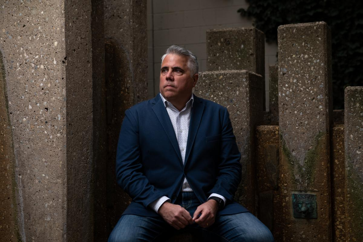 """Ron Plesco, a lawyer with the firm DLA Piper, has made cybercrimes a specialty of his practice. """"I've been in situations where, while you're in there doing the investigation, [hackers are] watching your email, they're compromising your phone calls or your"""