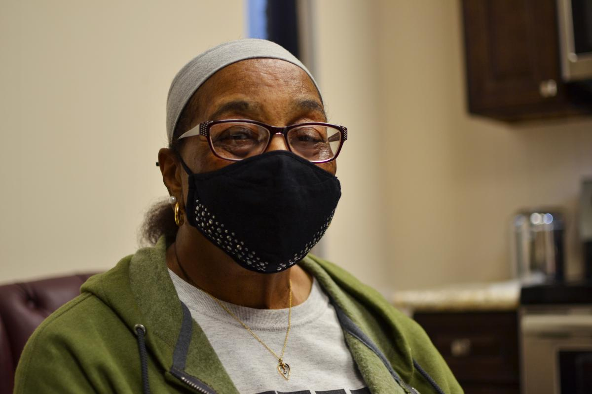 Georgia Washington has lived in Southern Heights, a predominantly Black neighborhood in the northern part of Baton Rouge, La., since 1973. After falling ill with COVID-19 last year, Washington was eager to get vaccinated, which is in line with federal hea