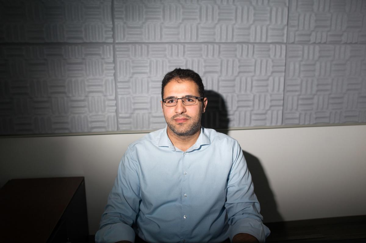 Mohammad Al Abdallah is the executive director of the Syria Justice and Accountability Centre, a nonprofit supported by the State Department and some European governments. He says he was imprisoned and abused by the Syrian regime before he came to the U.S