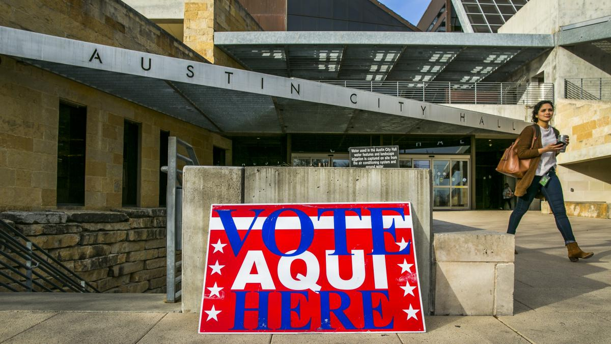 Democrats saw a major increase in voter turnout in Texas last year. Now, in the name of combating voter fraud, the Republican-controlled state legislature is looking at a new law that could increase criminal penalties for those who don't fill out voter re