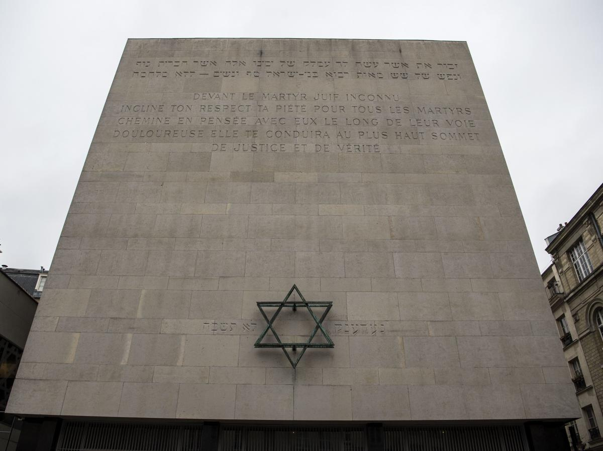 The Shoah Memorial in Paris. Education teams from the memorial who visit suburban schools to teach the history of the Holocaust have added a broader discussion of racism and its malignant effects.