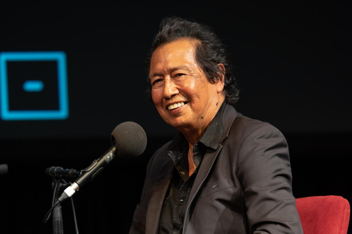 Alejandro Escovedo on Ask Me Another at the Majestic Theatre in Dallas, Texas.