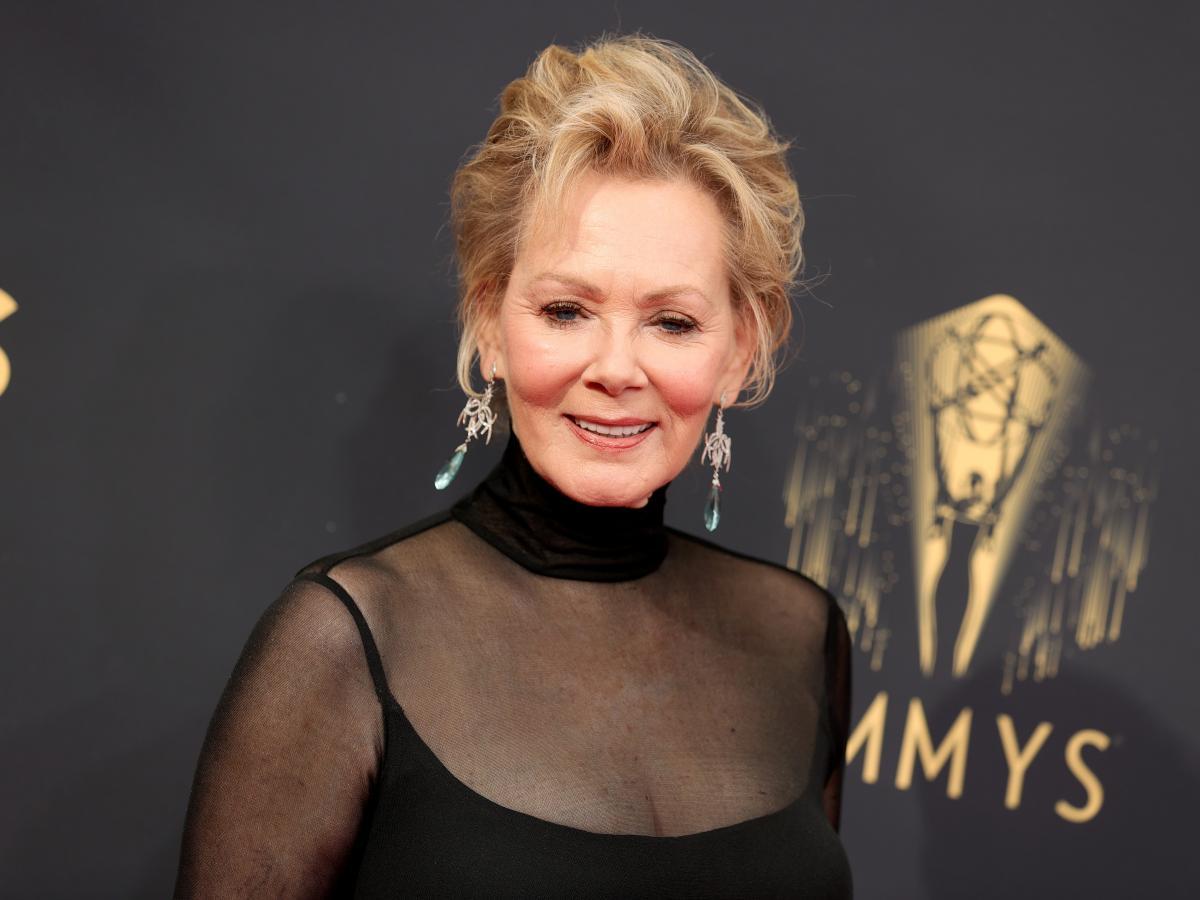 Jean Smart, winner of Lead Actress in a Comedy Series