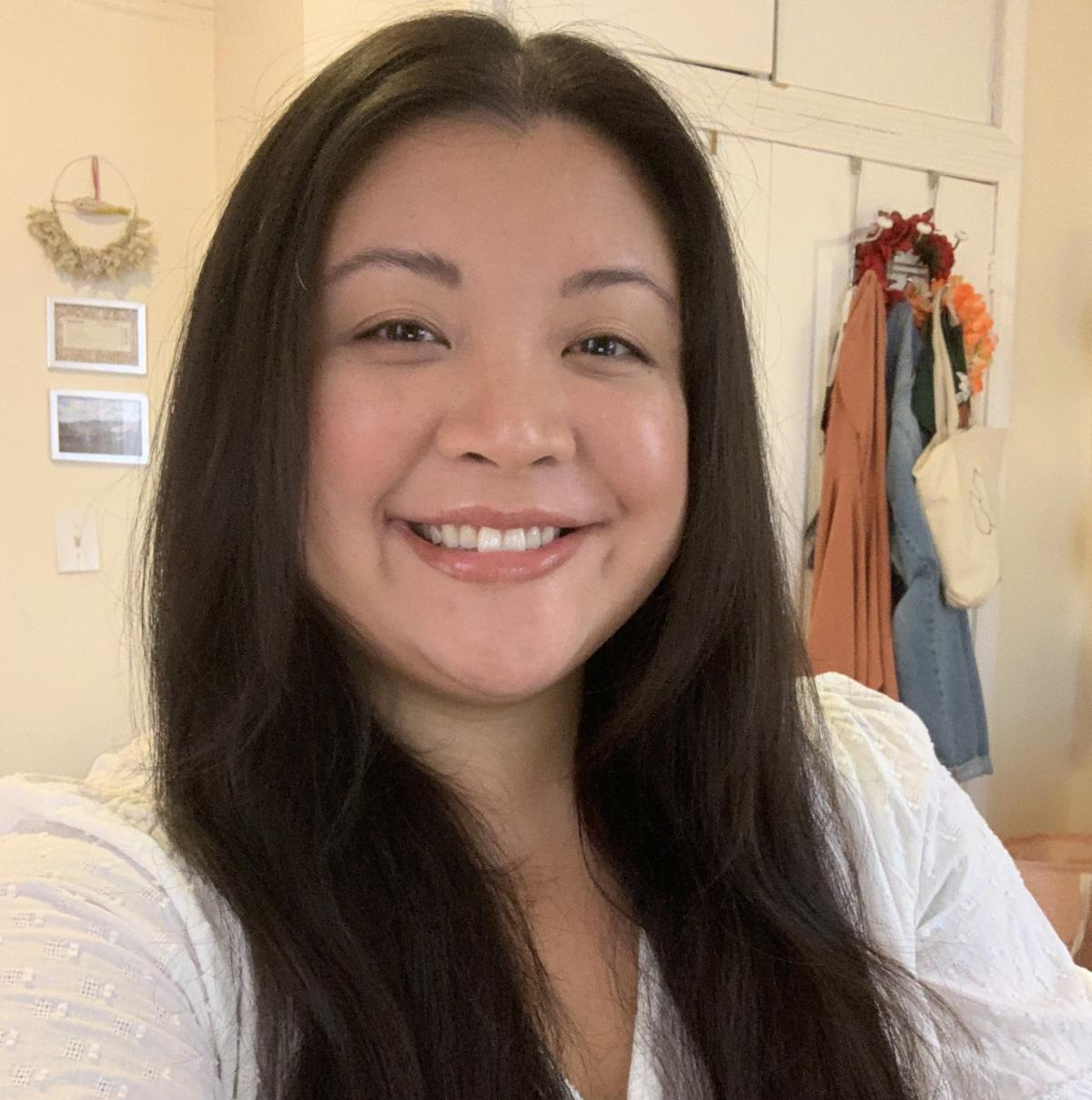 Stacey Mei Yan Fong was born in Singapore, raised in Indonesia and Hong Kong, and moved to the U.S to attend college in Georgia.