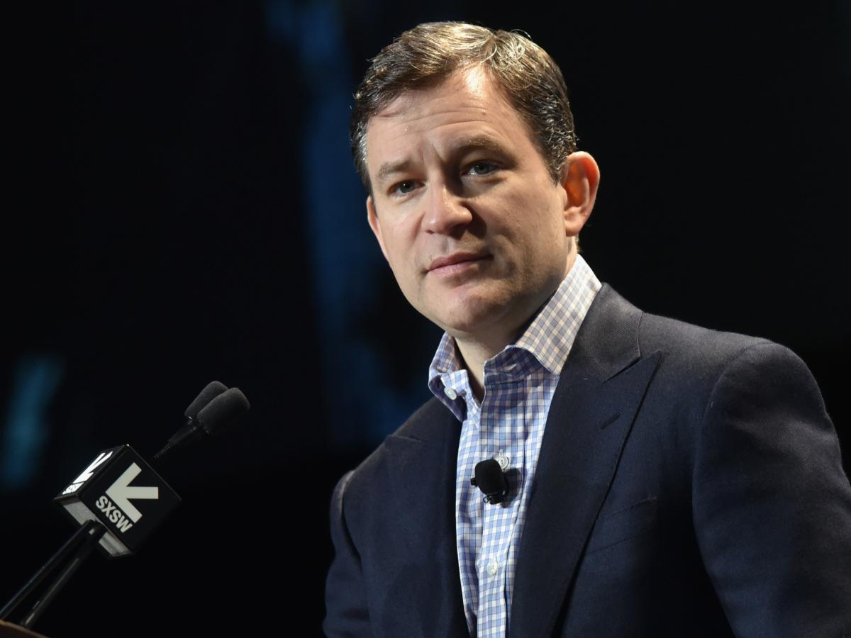 ABC News correspondent Dan Harris (shown here in 2018) credits meditation with helping him work through the anxiety that caused an on-air panic attack in 2004.