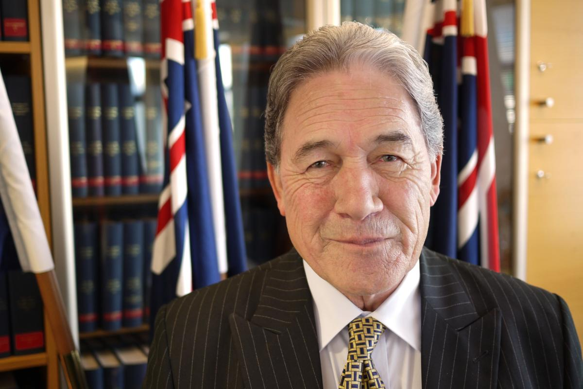 "Some wonder why Jian Yang still serves in New Zealand's Parliament after questions arose over his connections to China's military intelligence. ""The answer to that is not something that can be given today,"" Winston Peters (above), New Zealand's deputy pri"