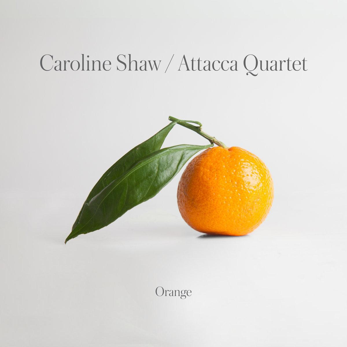 Attaca Quartet, Orange
