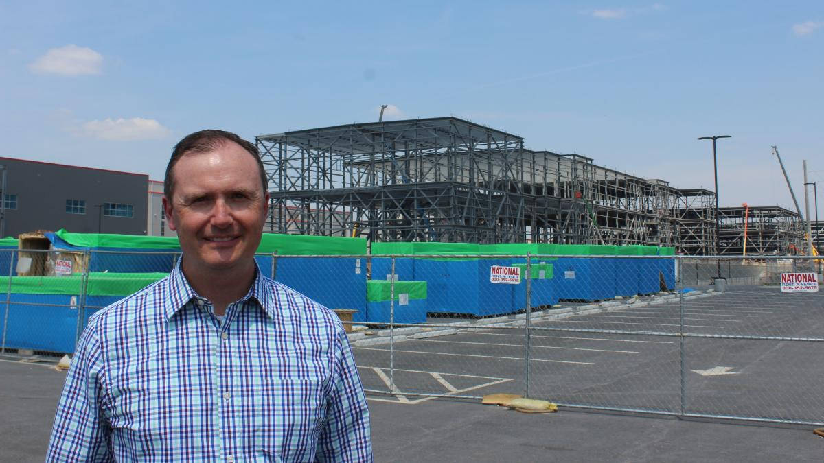 Commerce Mayor Clark Hill worries that a ruling by the U.S. International Trade Commission may hurt the SK Innovation battery manufacturing facility he helped attract to his small city in northeast Georgia.