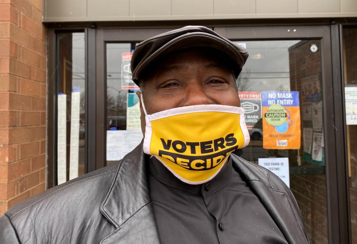 Michael Keys is a city councilor in Erie.