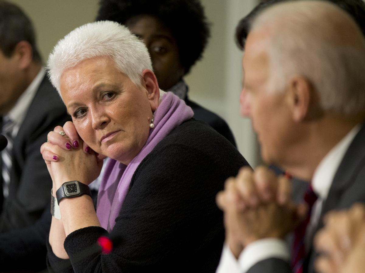 In 2014, Gayle Smith worked on the Ebola outbreak in the Obama White House. She helped craft a strategy where the U.S. military helped address the response in West Africa.