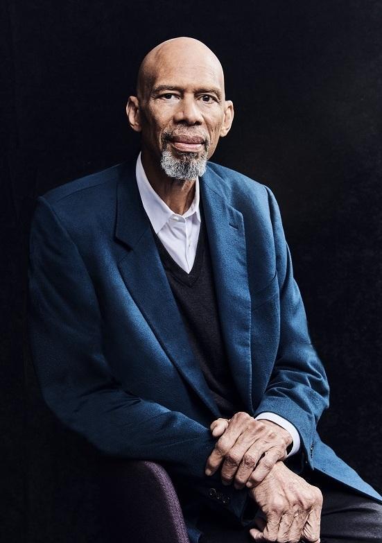 Kareem Abdul-Jabbar is the executive producer of Black Patriots.