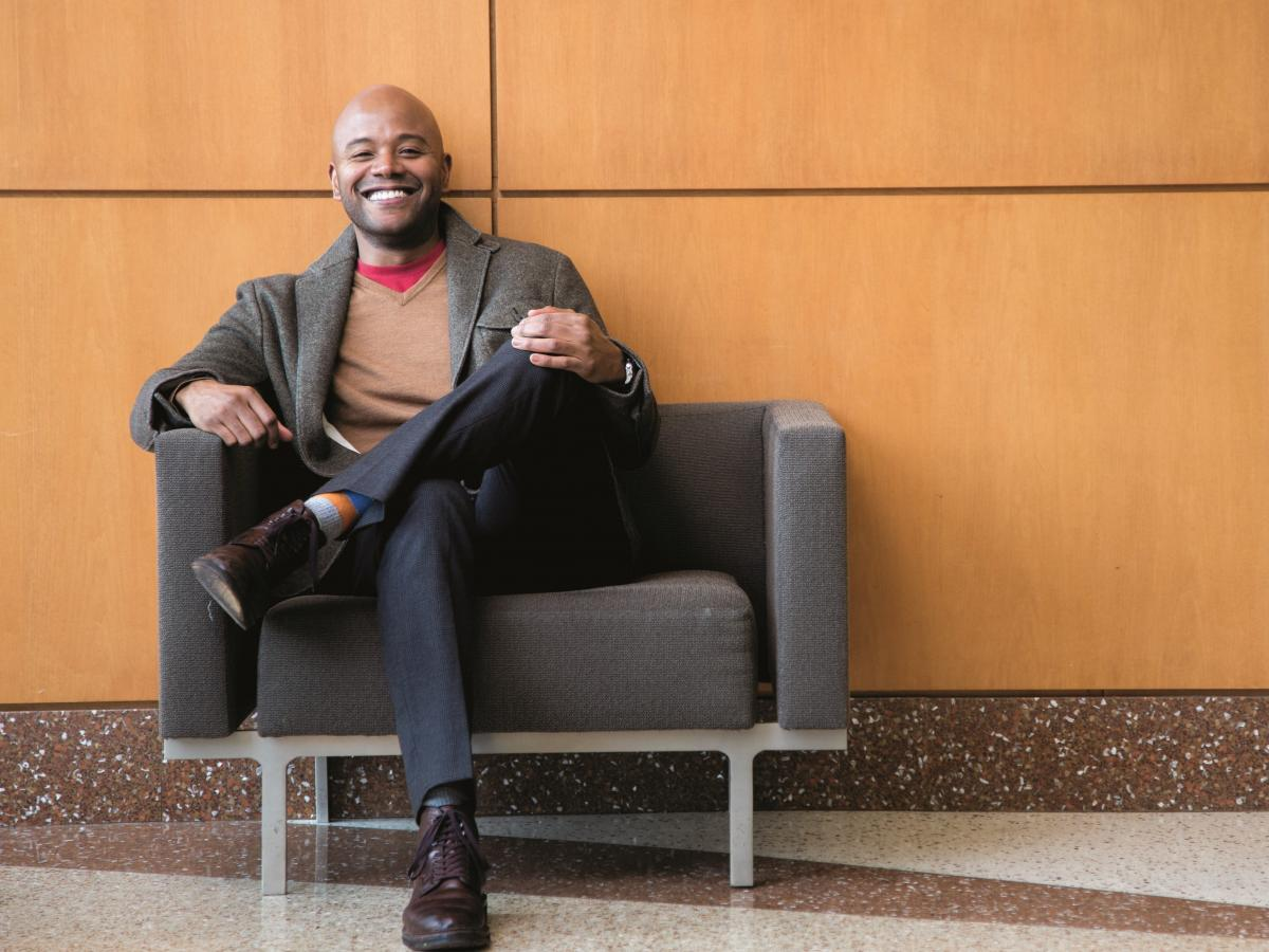 Peniel E. Joseph, Ph.D., is the founding director of the LBJ School's Center for the Study of Race and Democracy at the University of Texas, Austin.