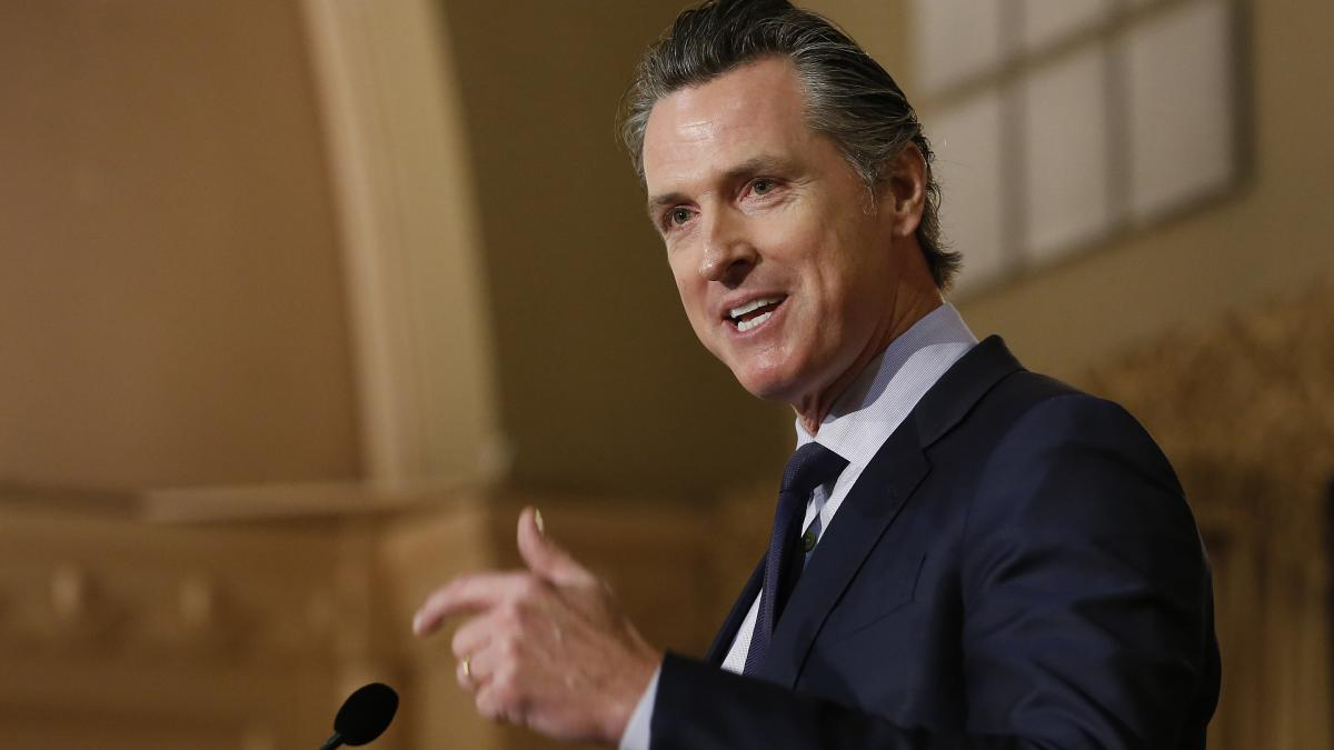 """""""The border 'emergency' is a manufactured crisis,"""" Gov. Gavin Newsom will say during his State of the State address."""