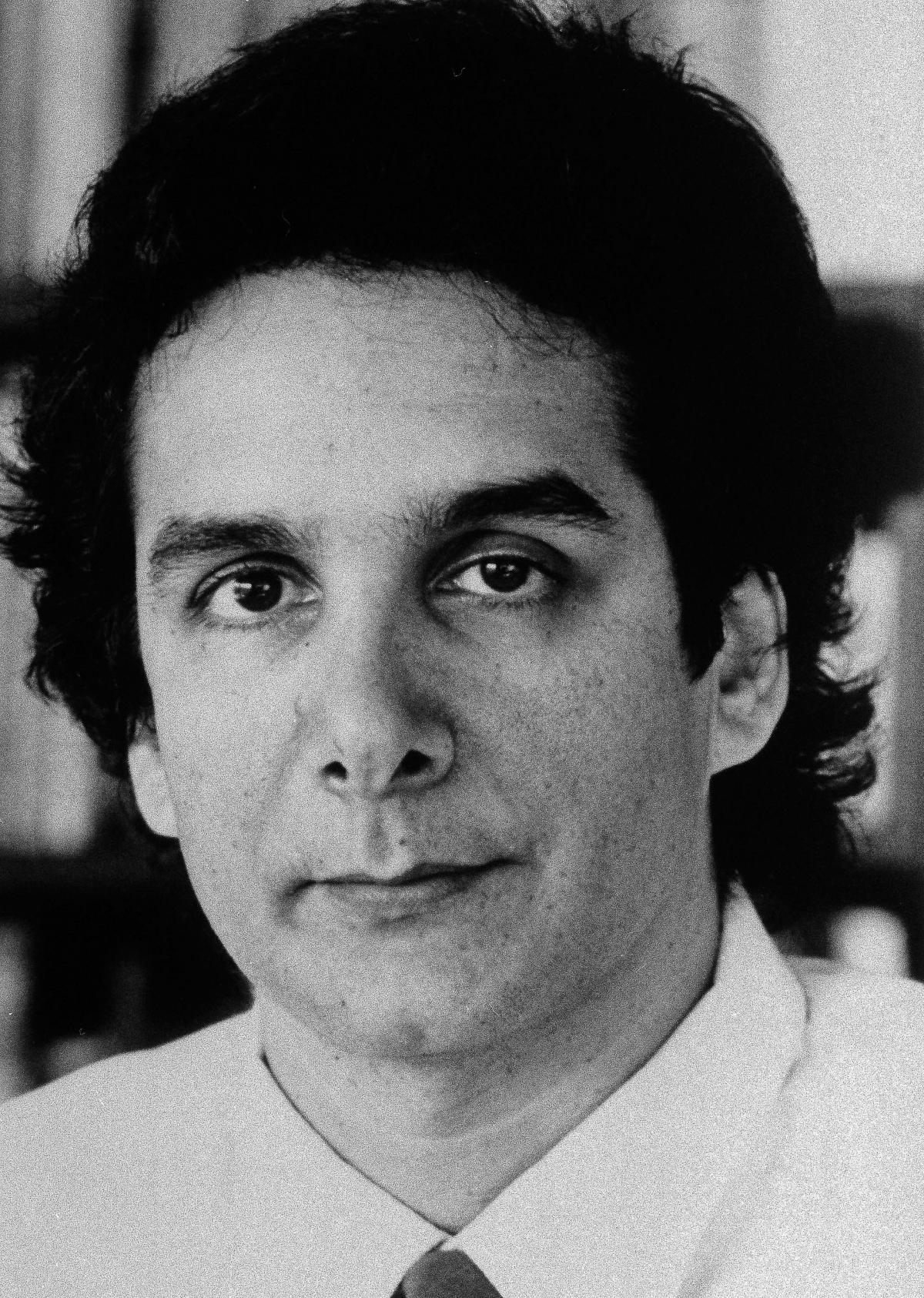 Charles Krauthammer, pictured in 1987, was a columnist at the Washington Post and a commentator on Fox News.