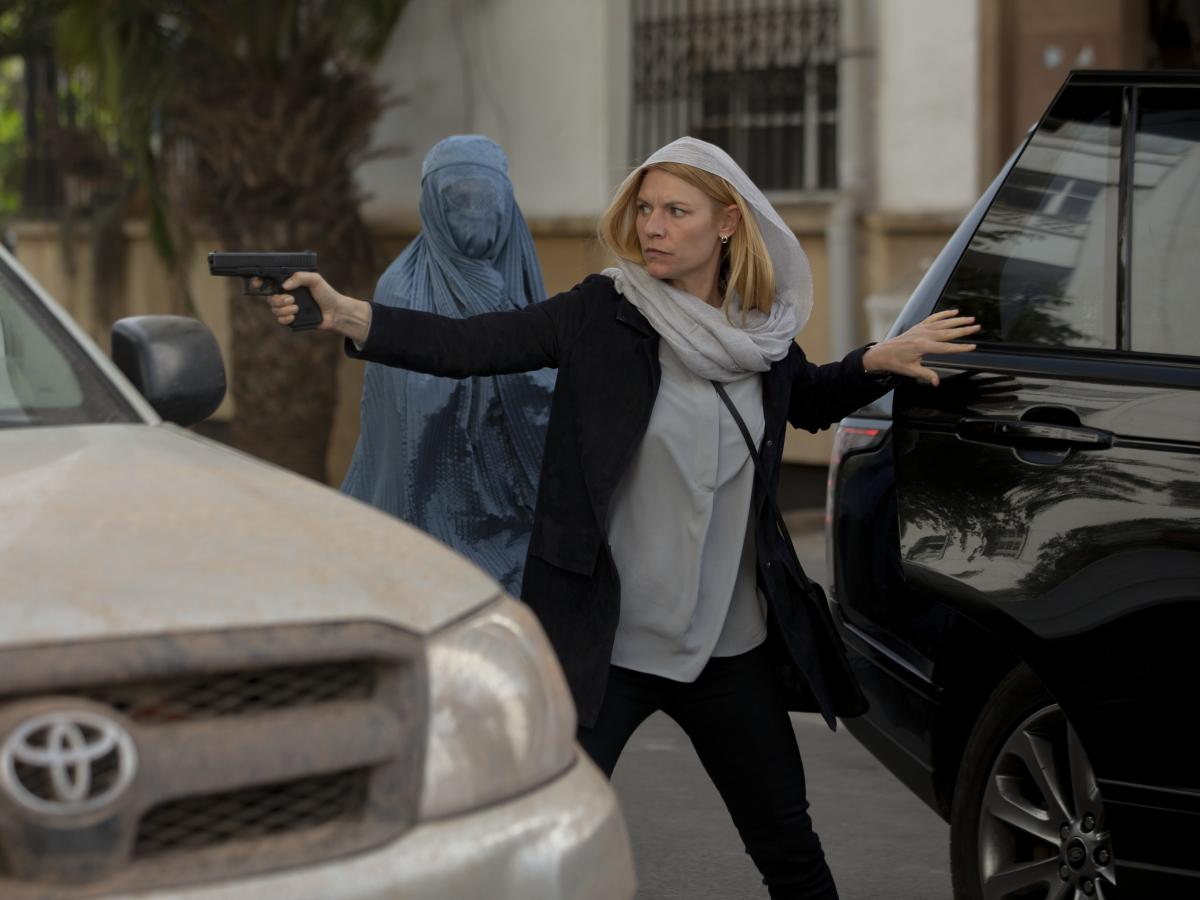 Over the course its eight-season run, Homeland has filmed in locations around the world, including Israel, Morocco, South Africa and Berlin.