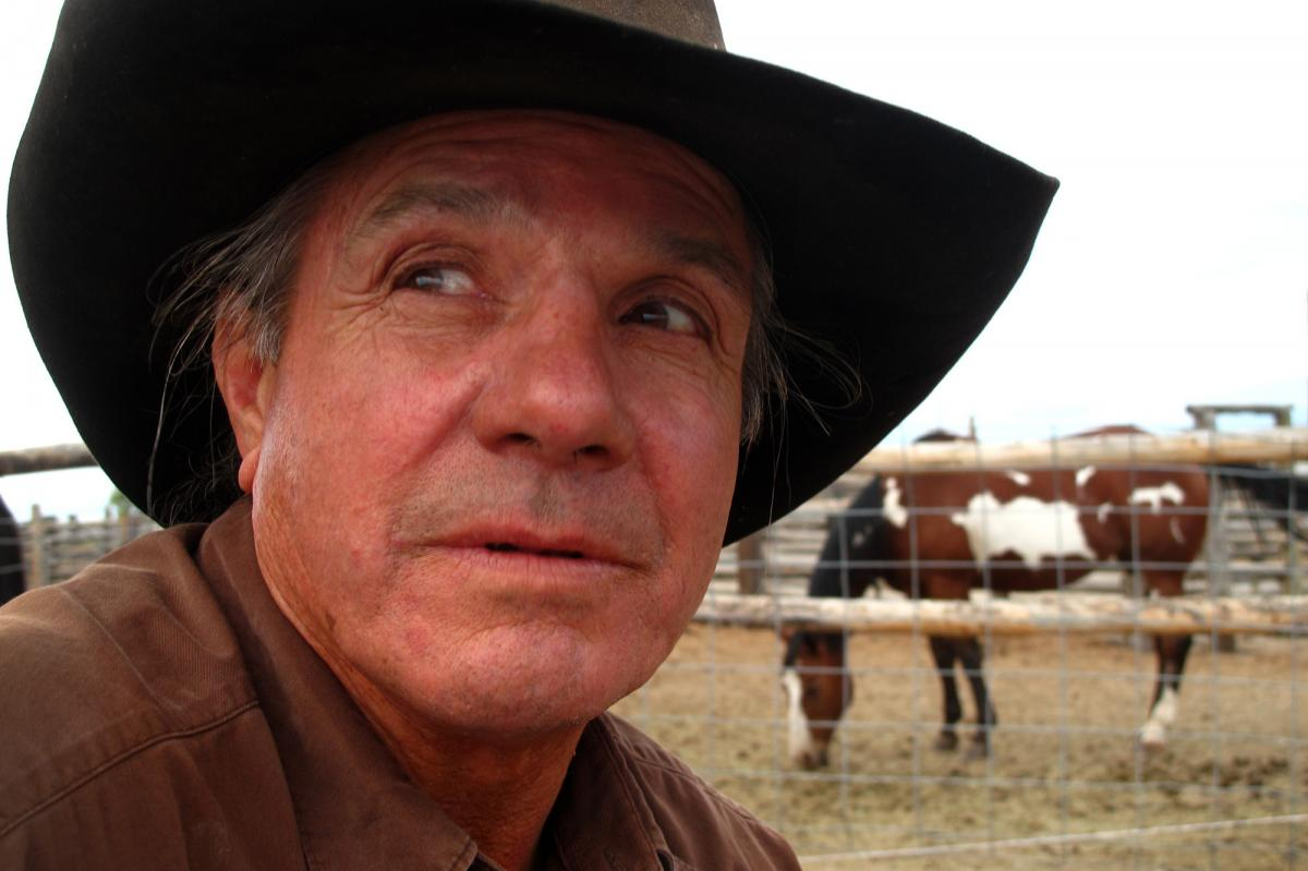 Rancher Darwin Griebel says his cows need the oil field water, and his business depends on it.