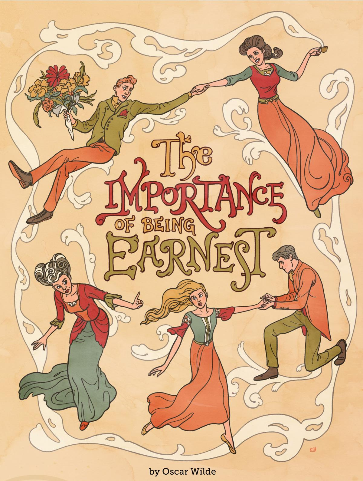 the importance of being earnest by lynn coady thesis