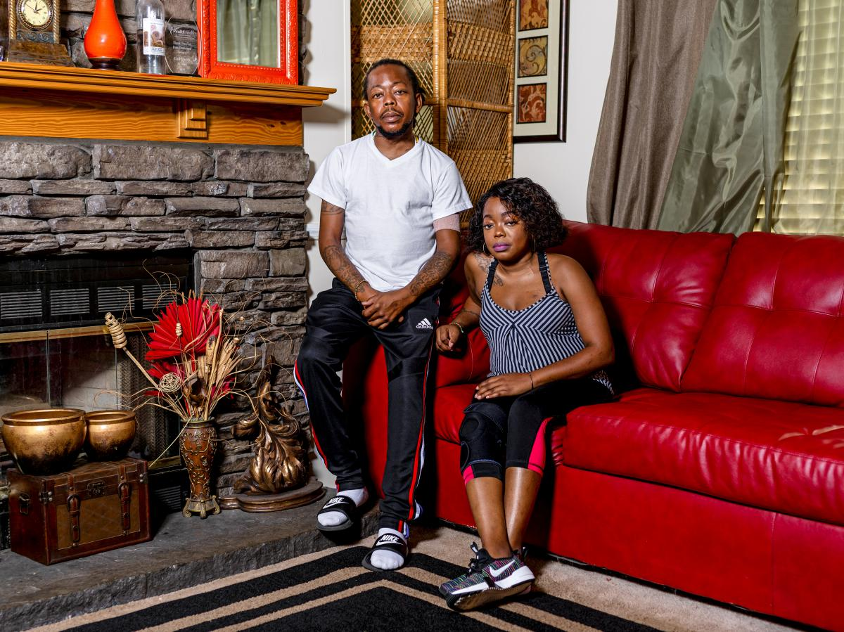 India Hardy, and her brother, Rico, suffer regular bouts of severe pain when their sickle cell disease flares up. They say they used to find relief at St. Mary's, their local hospital in Athens, Ga., until the facility changed the pain treatment protocol