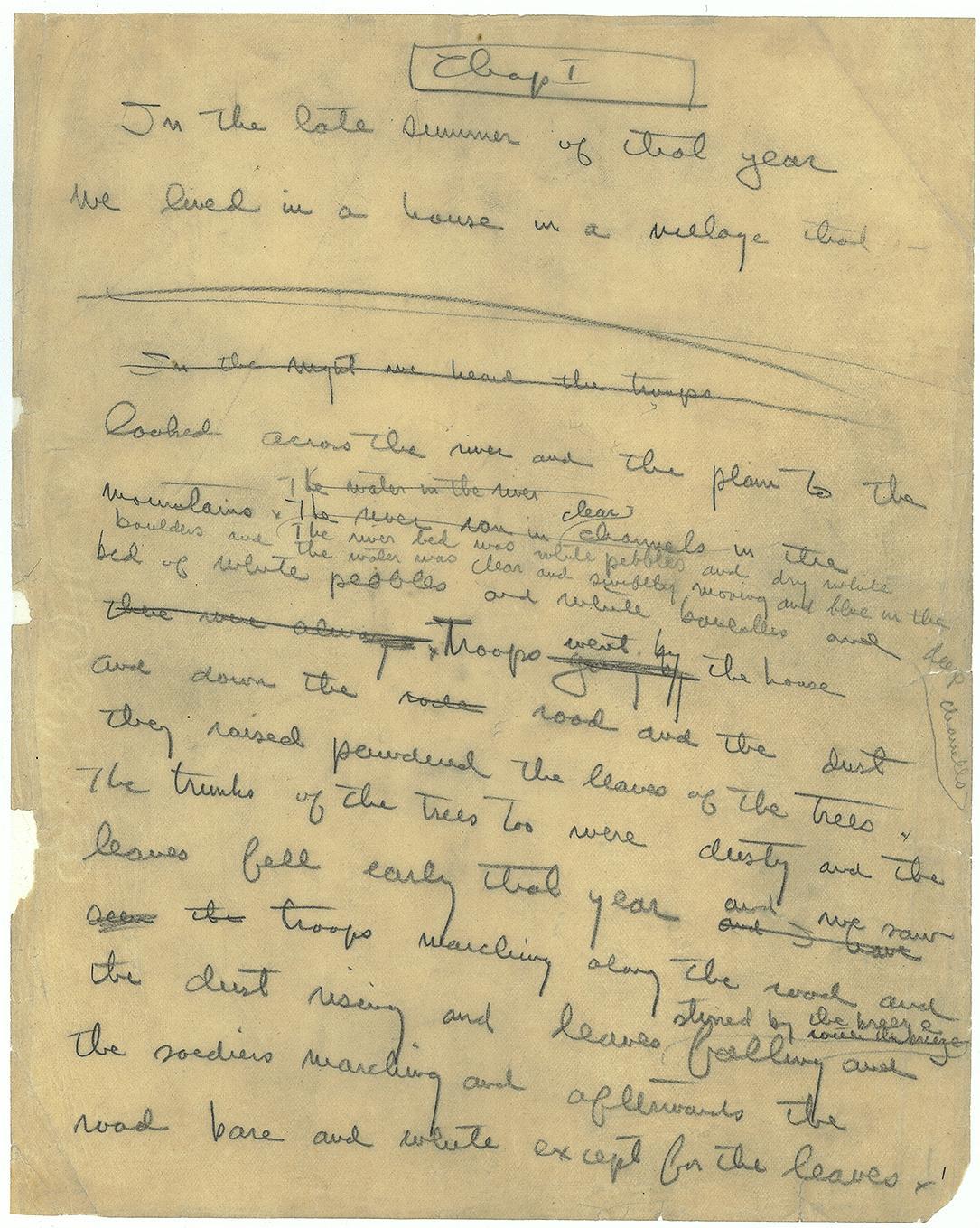 Ernest Hemingway Critical Essays