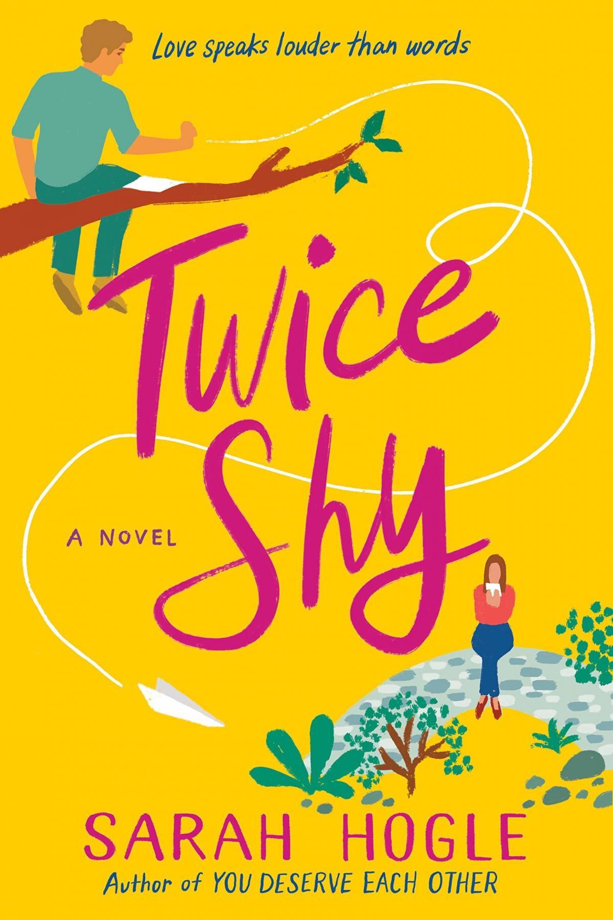 Twice Shy, by Sarah Hogle