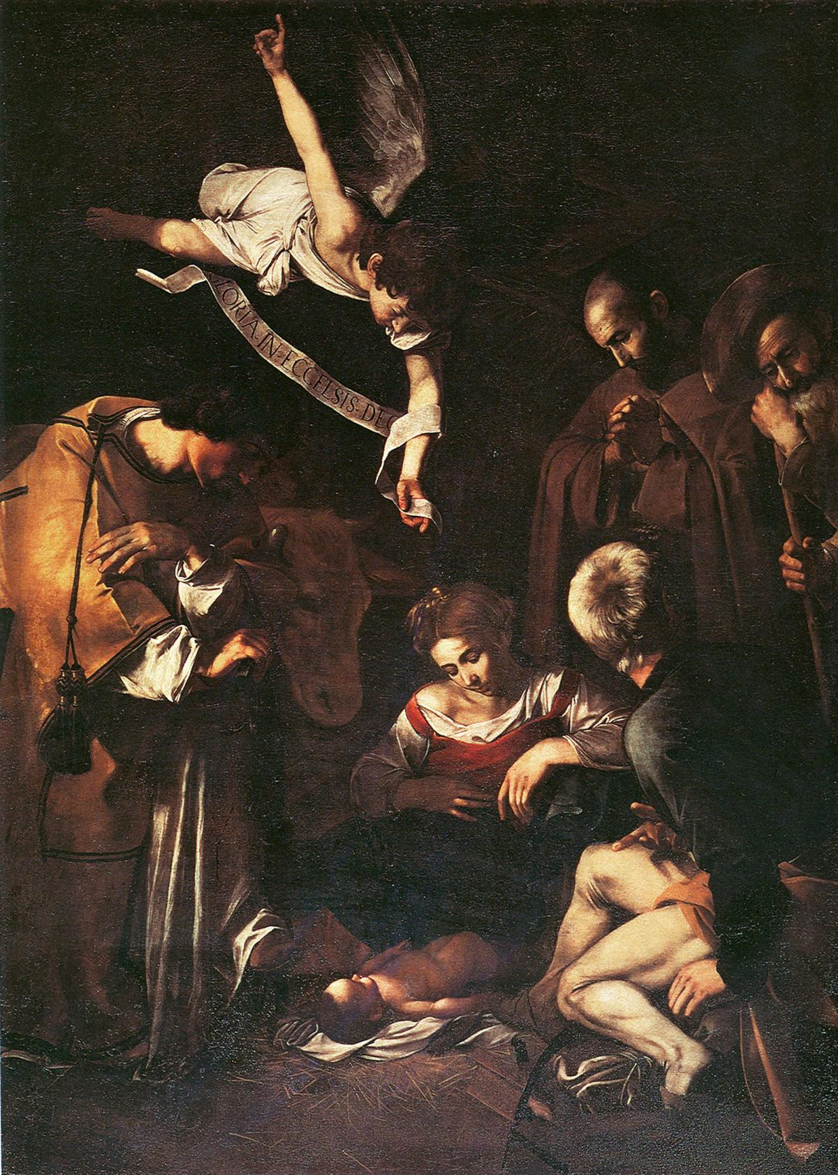 Caravaggio's 1609 painting, Nativity with St. Francis and St. Lawrence, was stolen from a church in Sicily in 1969 and remains missing. The art sleuths are convinced they'll find it.