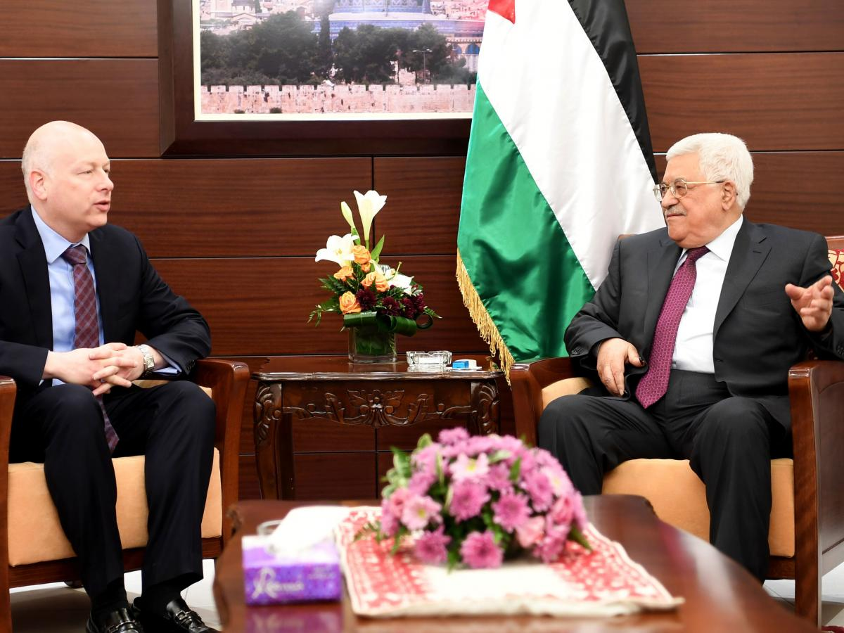 Mahmoud Abbas suspends 'all levels' of relations with Israel