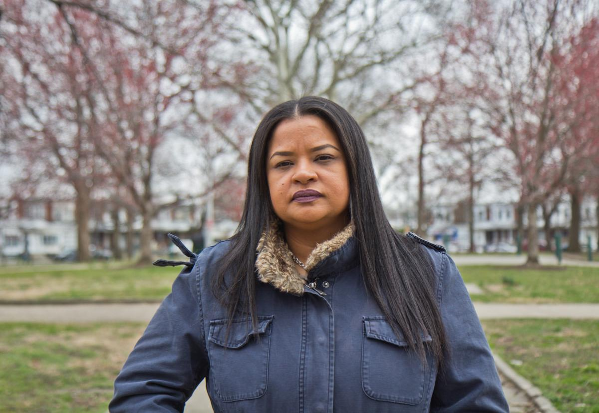 Rosalind Pichardo, who grew up in Philadelphia's Kensington neighborhood, has reversed 400 overdoses by her own count.