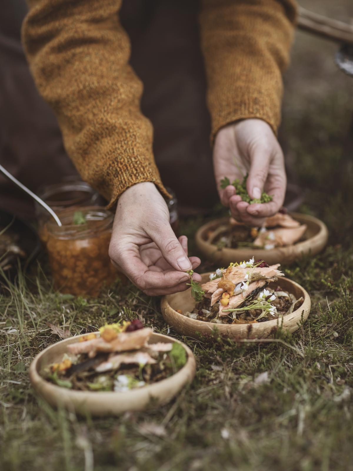 Outdoorsiness and foraging are a major part of Swedish culture.