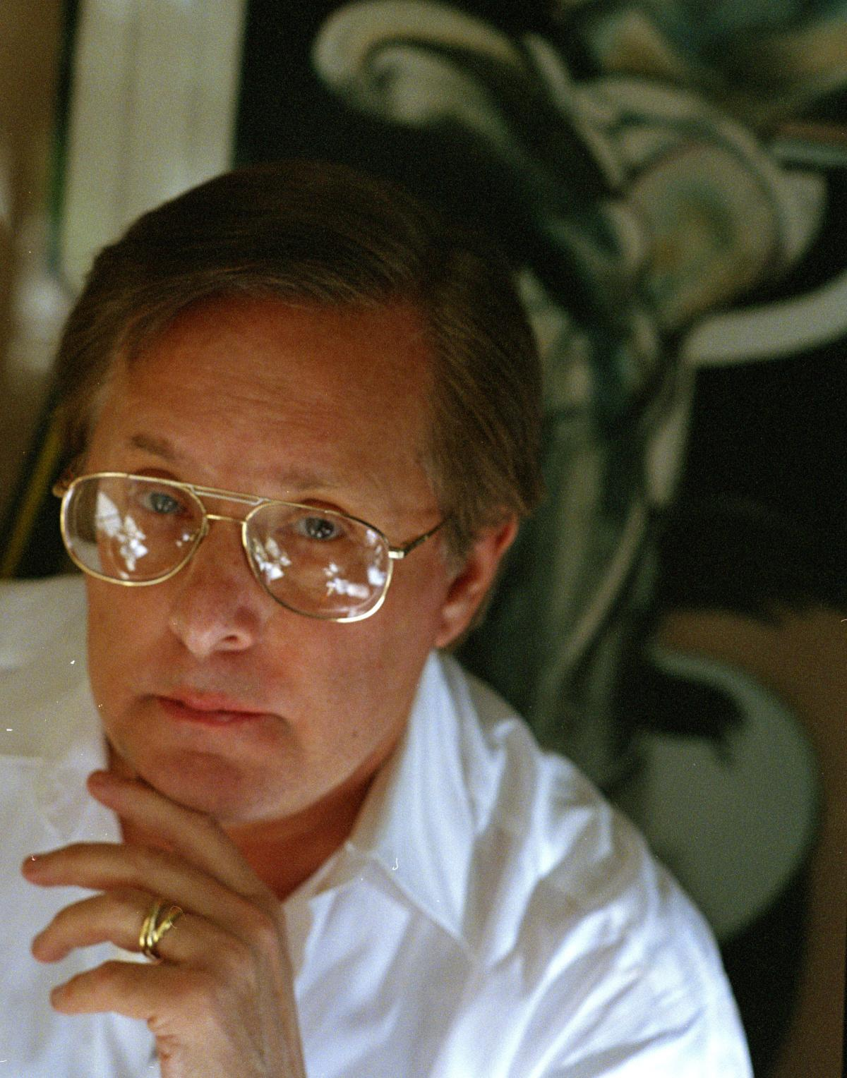 Director William Friedkin is best known for the classic films The Exorcist and The French Connection. His new memoir is The Friedkin Connection.