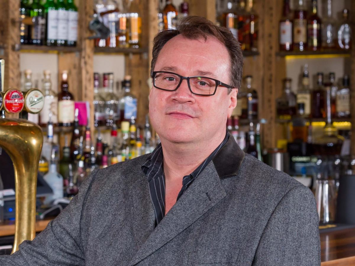 Russell T. Davies created the BBC show Queer As Folk in 1999, and he rebooted Dr. Who in 2005.