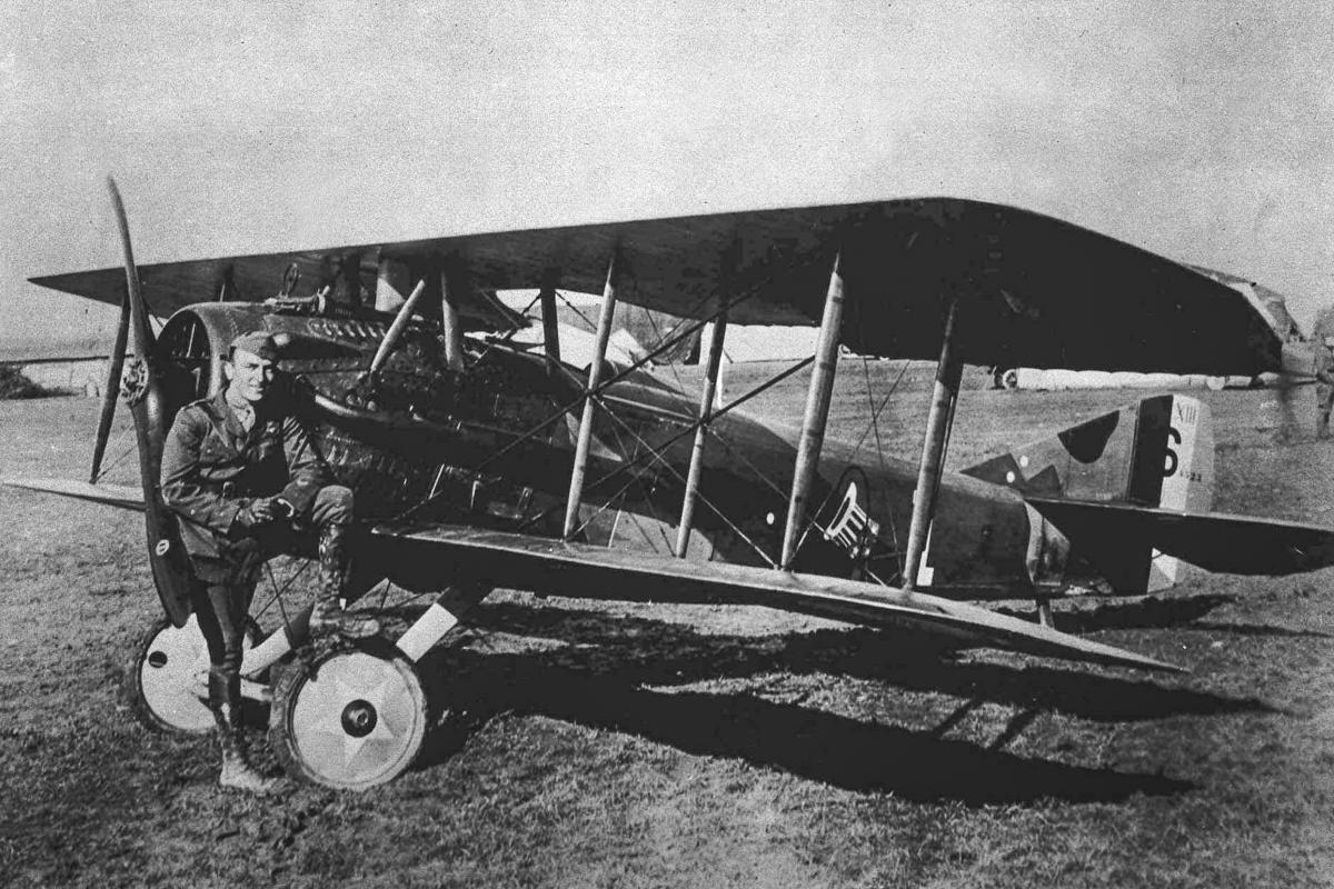 an analysis of the airplane use during the world war one Italian aircraft were used for reconnaissance and small-scale bombing during the italo-turkish war of 1911 aircraft during world war i during world war one.