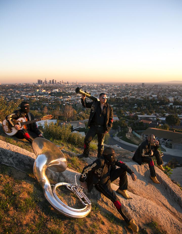 Narco Cultura follows the LA-based narcocorrido band Los Bukanas de Caliacan as they sell out nightclubs in both the U.S. and Mexico.