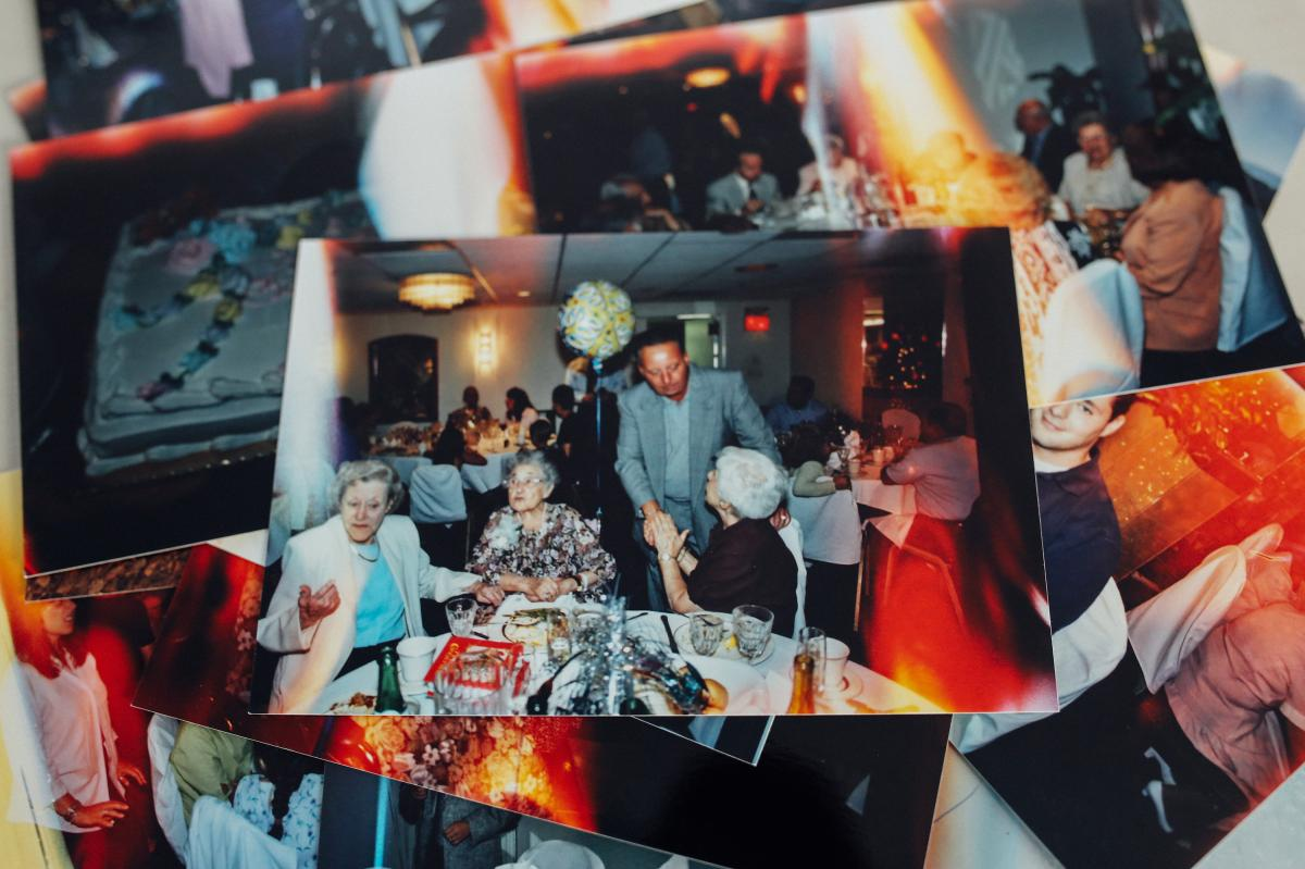 The FBI developed Richard Guadagno's photos from his grandmother's birthday party in 2010.