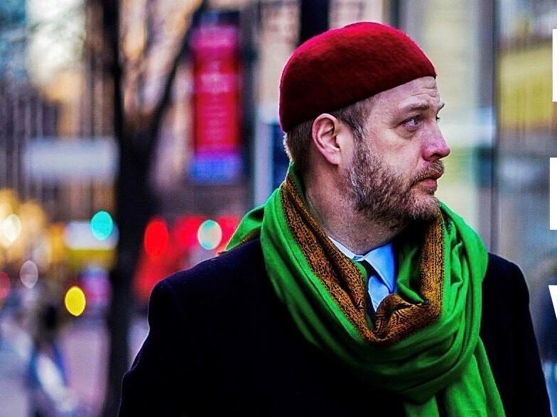 Imam Suhaib Webb serves as the resident scholar at the Islamic Center of New York University in New York City.