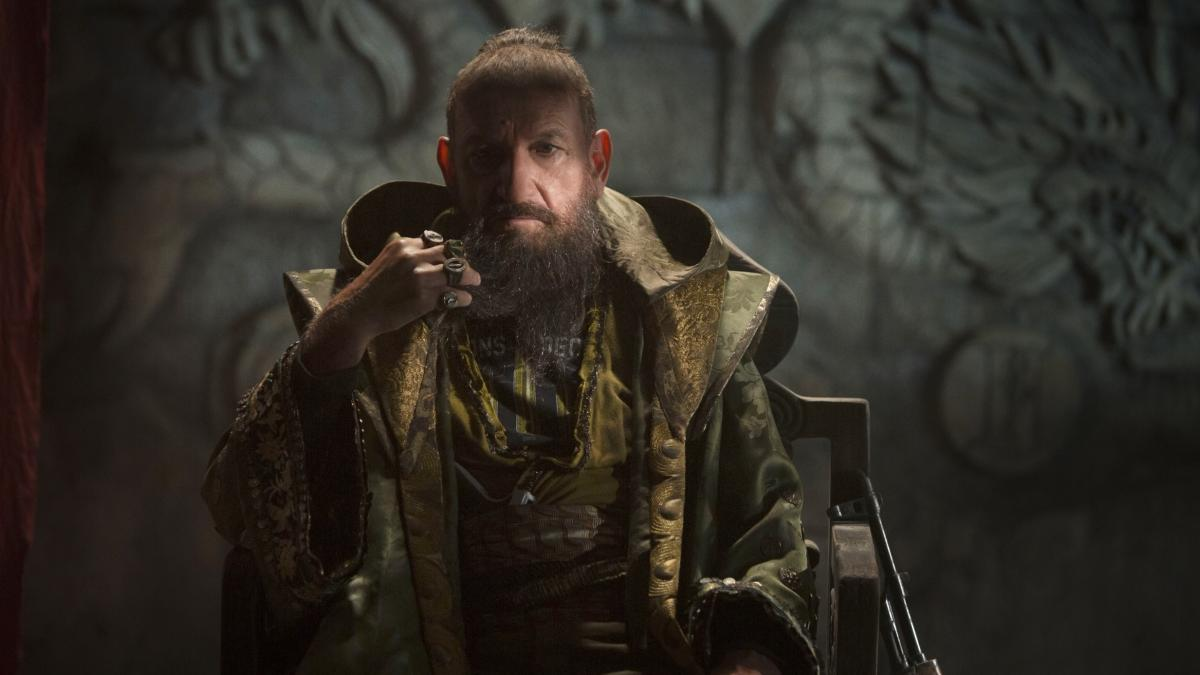 Hollywood's version of Iron Man 3 shown in China played down the rather unfortunately named baddie, The Mandarin, played by Ben Kingsley.