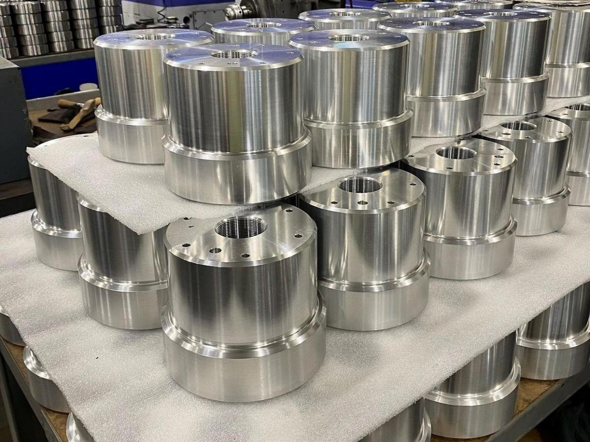 Timing belt pulleys produced by Wolter's HM Manufacturing are used by a wide variety of industries. However, she's having difficulties getting the parts she needs to produce her own goods.