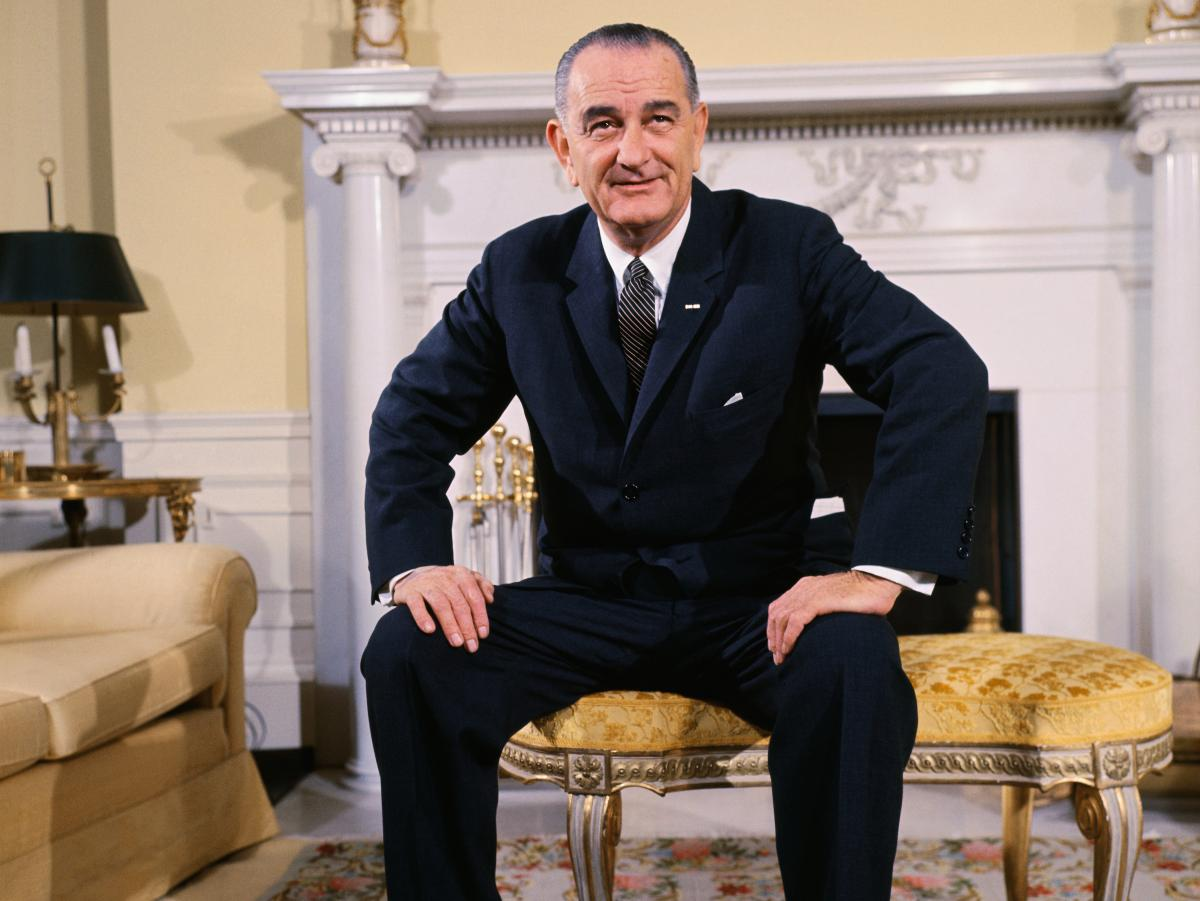 In 1966, President Lyndon B. Johnson, a father of two daughters, proclaimed that the third Sunday in June would be known as Father's Day.