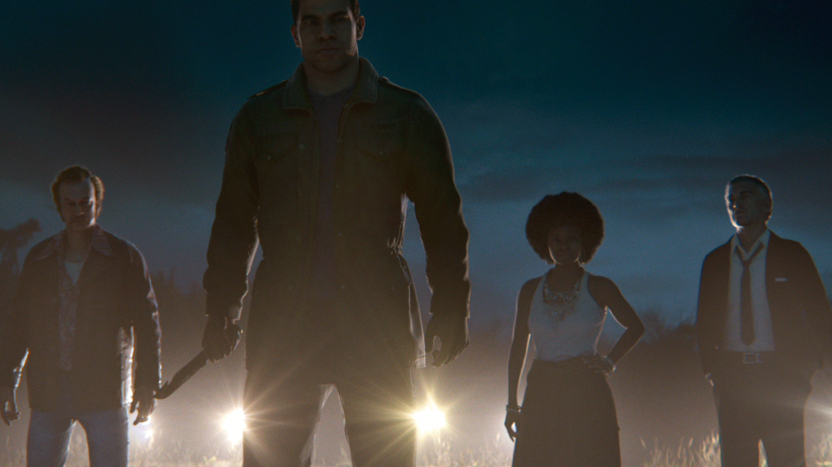Mafia III protagonist Lincoln Clay and mob boss Cassandra (center) join a small group of other individuals of color from recent major games.