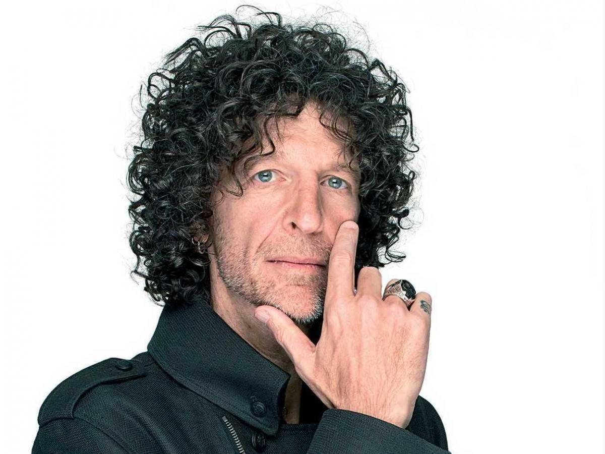 Cover detail from Howard Stern Comes Again, by Howard Stern.