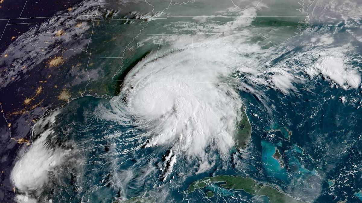 Hurricane Sally Is Bringing 'History-Making' Rains To Gulf ...Hurricane Sally Tracker